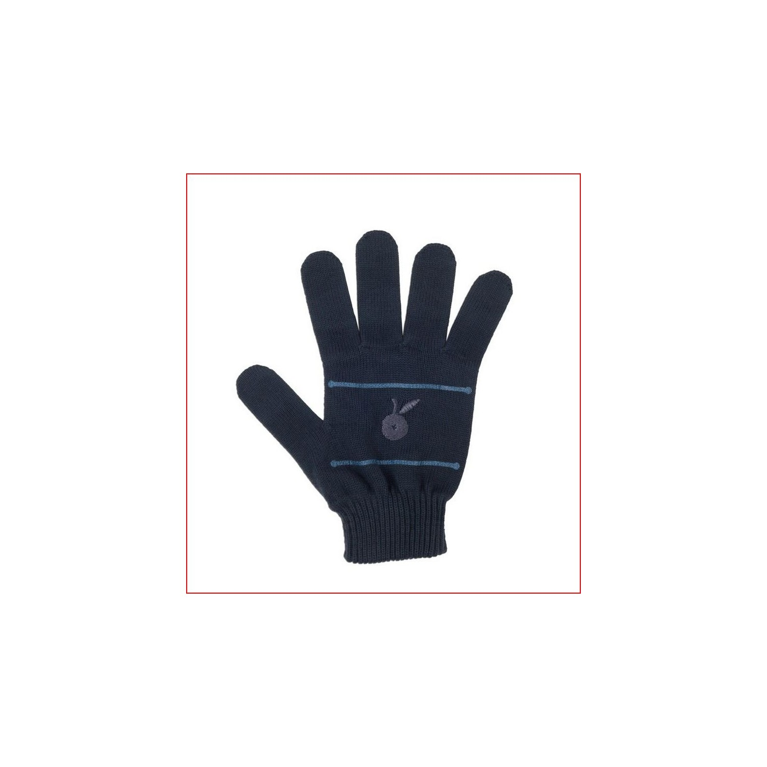 Tribeca Ny My Glove Guanti Touch Sport Taglia 1 BLUE Made in Italy