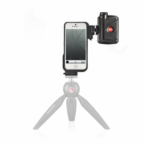 Manfrotto KLYP5 & ML240 per iPhone 5 Case con 24 Led