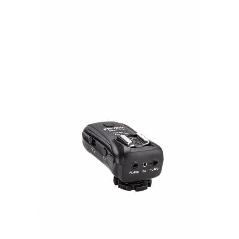 Phottix STRATO TTL Flash Trigger Receiver solo ricevitore per Canon