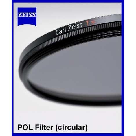 Carl Zeiss Filtro 77mm Polarizzatore Circolare POL Filter 1934-120