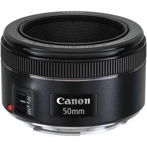 Canon EF 50mm f/1.8 STM Obiettivo Garanzia ITA