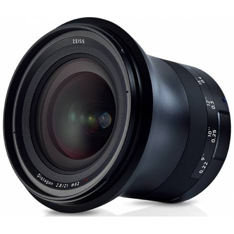 Zeiss 21mm ZE Milvus f/2.8 per Canon Garanzia FOWA