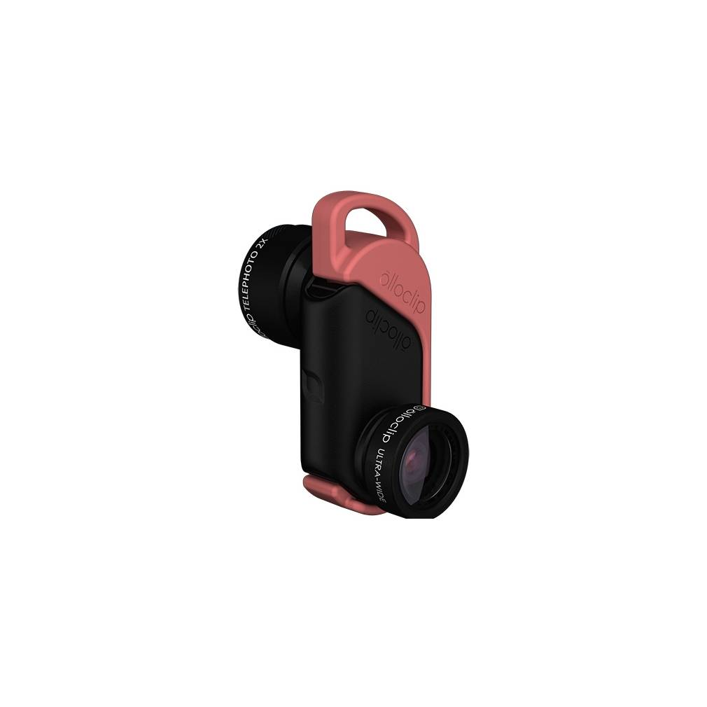 Olloclip Objective Tele Photo Ultra Wide Lens For Iphone 6 E