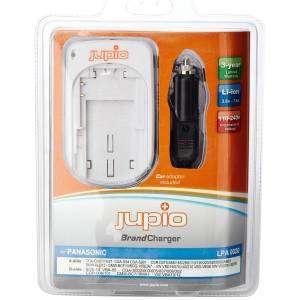 Jupio Caricabatterie per Panasonic  Bianco