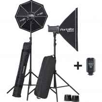 Elinchrom KIT D-Lite RX 4/4  Softbox TO GO cod. 20839
