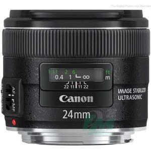 Canon  EF 24mm  f 2.8 IS USM  Garanzia ITA 2 anni
