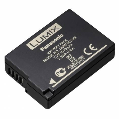 Panasonic BATTERIA DMW-BLD10E per DMC-GF2 DMW-BLD10