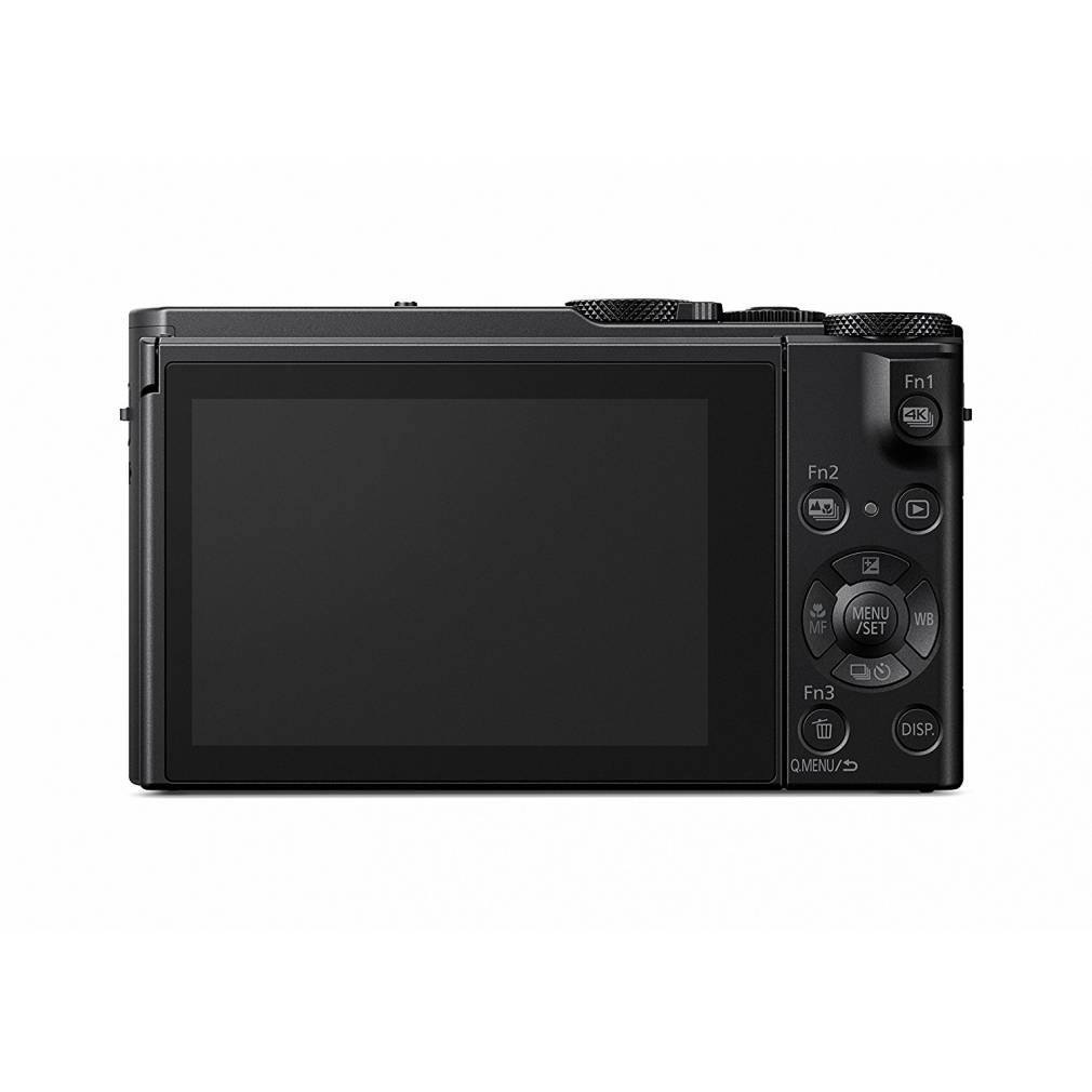 Panasonic lumix dmc lx15 black 4k lx 15 garanzia fowa 4 for Garanzia senza scontrino
