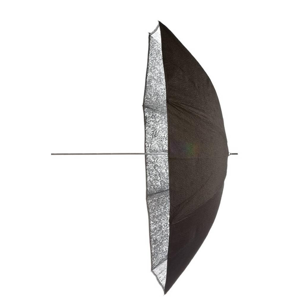 elinchrom 26361 regenschirm 105 cm schwarz silber ebay. Black Bedroom Furniture Sets. Home Design Ideas