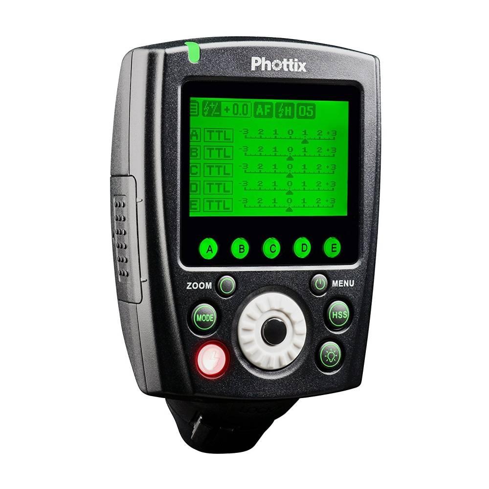 Phottix Odin II TTL flash trigger TRANSMITTER per NIKON