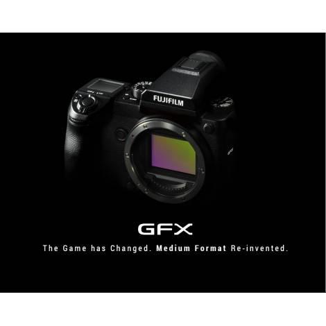 Fujifilm GFX 50S Solo Corpo Body