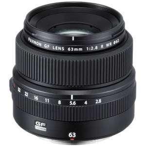 Fujifilm GF 63 mm F2.8 R WR Garanzia Fuji Italia