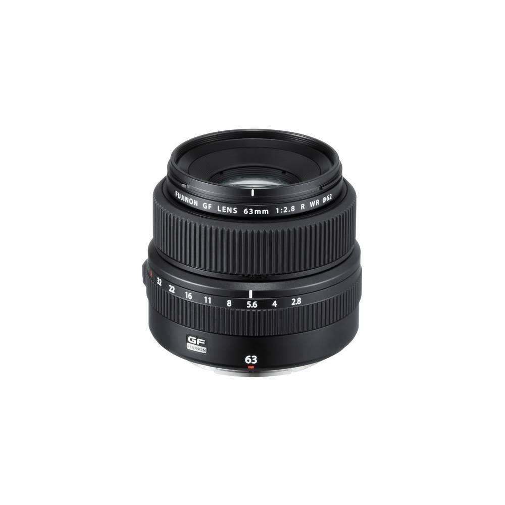 Fujifilm GF 63 mm F2.8 R WR FUJINON per GFX 50s