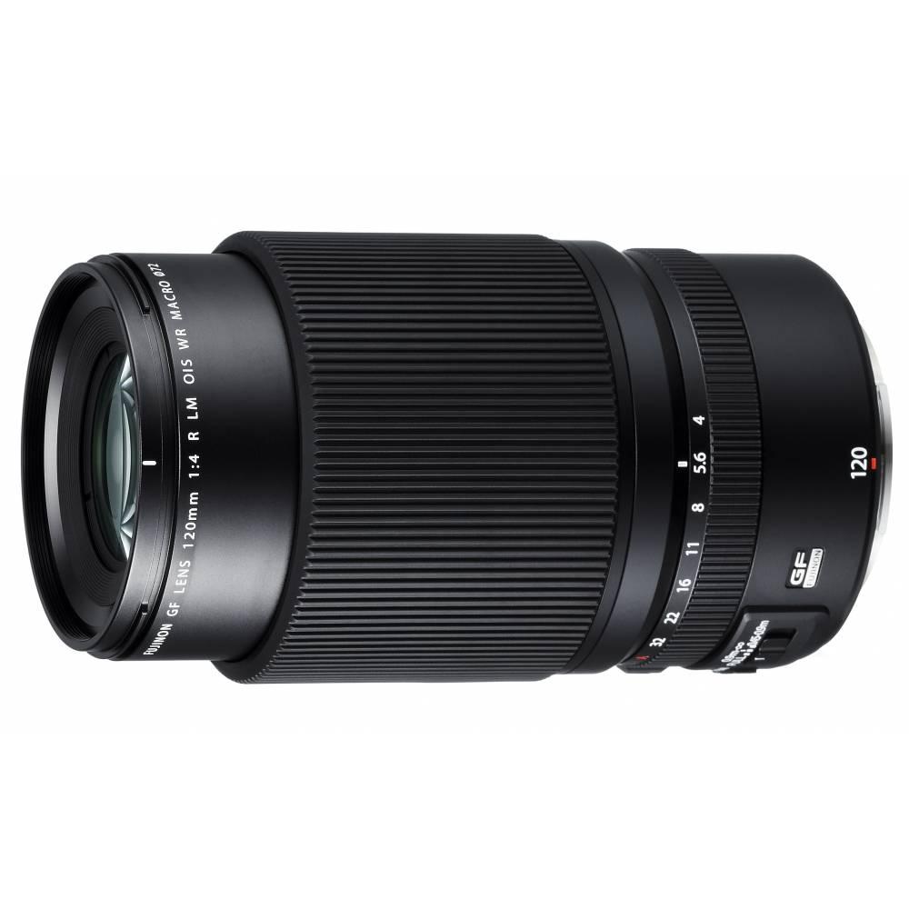 Fujifilm GF 120mm f 4 R LM OIS WR Macro FUJINON per GFX 50