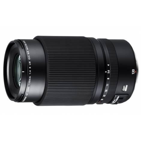 Fujifilm GF 120mm f 4 R LM OIS WR Macro Garanzia Fuji Italia
