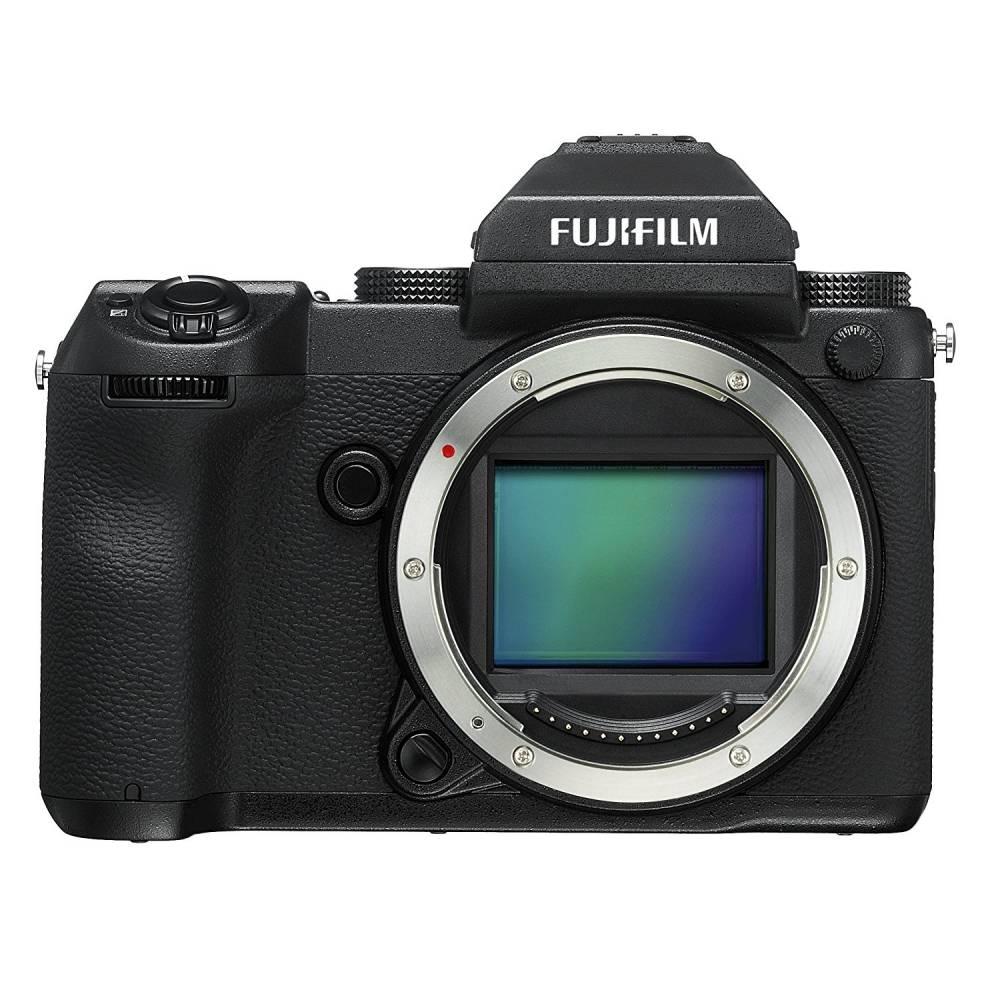 Fujifilm GFX 50S Solo Corpo Fuji Medio Formato Body Mirroless