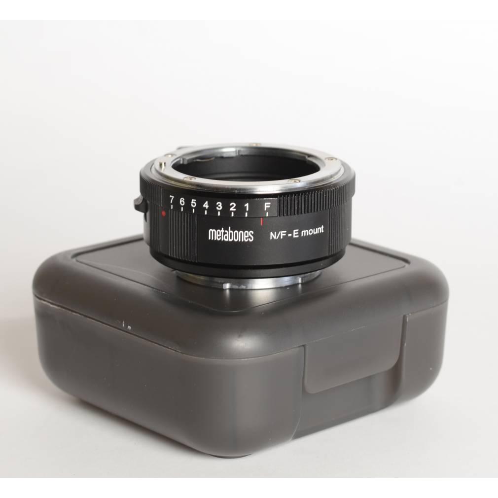 METABONES Nikon G a Sony NEX E-Mount