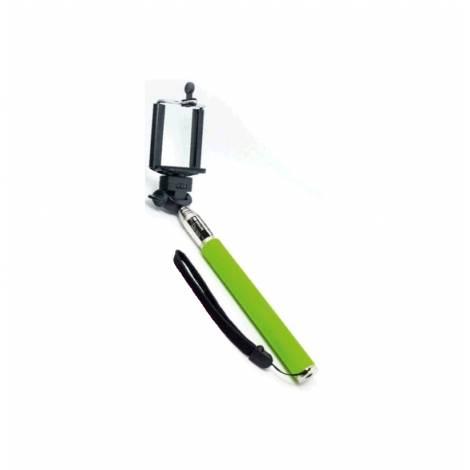 Braun Fun Selfie Stick Green Asta a 7 Sezioni Allungabile Fino a 100 cm