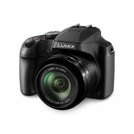Panasonic Lumix FZ82 Garanzia Ita FOWA 4 ANNI Zoom 60x FZ-82