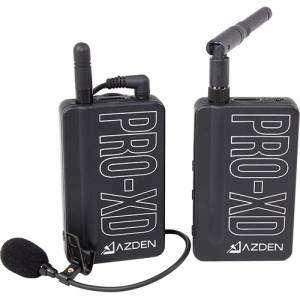 Azden i-coustics PRO-XD Microfono Wireless Garanzia FOWA