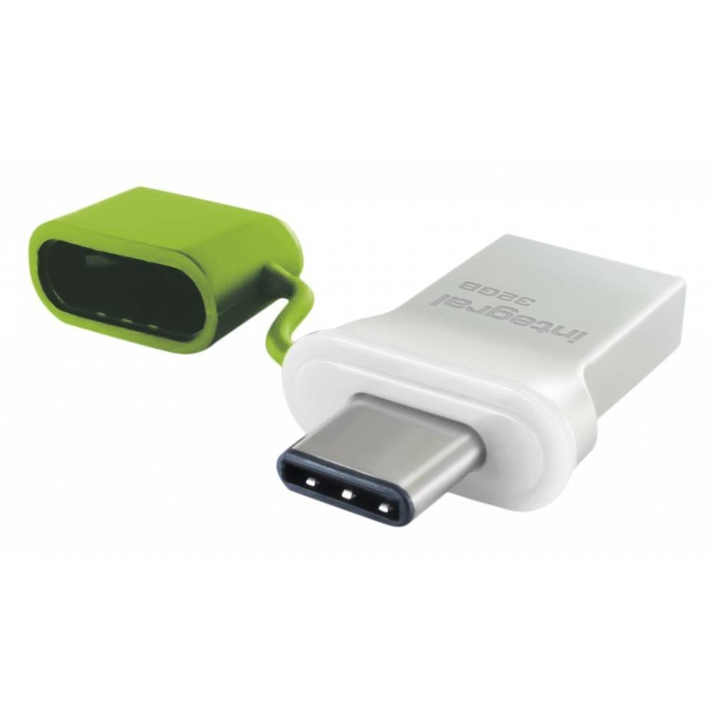 Integral Memoria USB Fusion Type-C da 32 GB