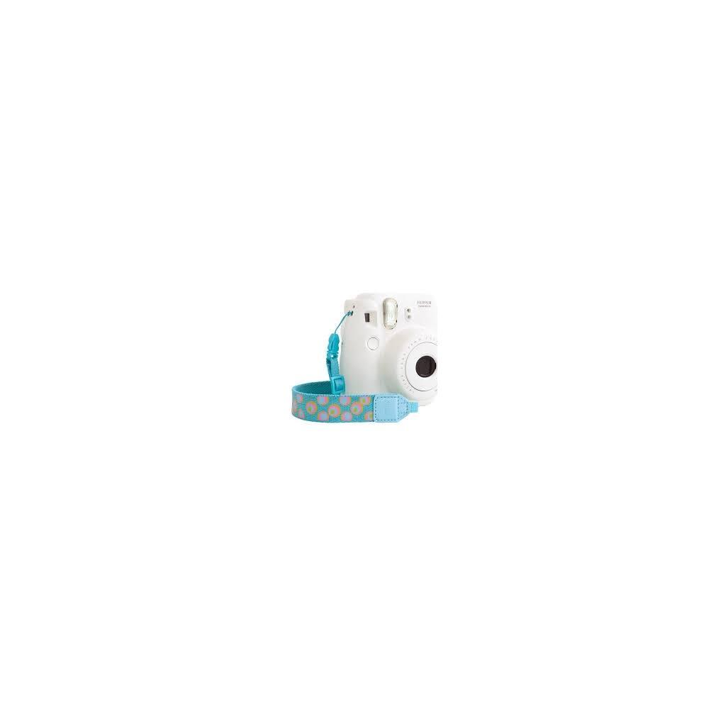 Fujifilm tracolla per Instax mini multicolore blue