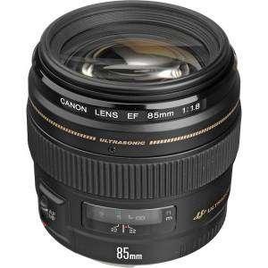 Canon EF 85mm F1.8 USM garanzia Italiana