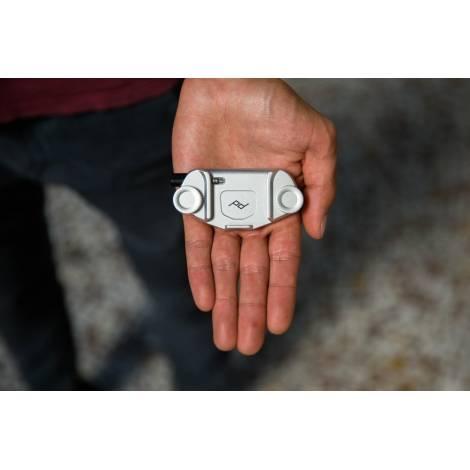 Peak design CC-S-3 Silver Capture Clip only