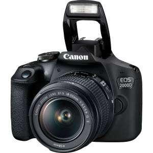 Canon EOS 2000D Kit EF-S 18-55 IS II
