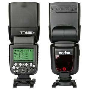 GODOX FLASH TTL TT685 per Fujifilm TTL