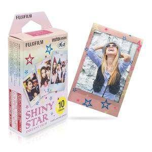 Fujifilm Pellicola Istantanea Instax Mini SHINY STAR 10 foto