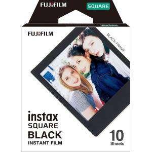 Fujifilm INSTAX SQUARE Black per SQ10 pellicola 10 foto