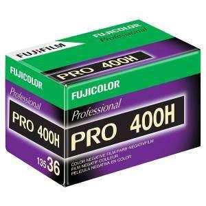 Fujifilm Pellicola PRO 400 H fujicolor 36 pose 135mm