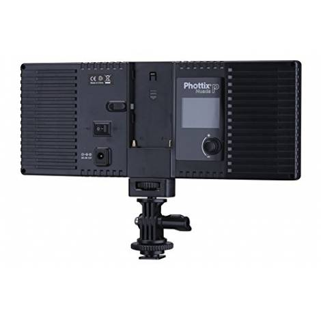 PHOTTIX NUADA-P 81430 VIDEO LED LIGHT