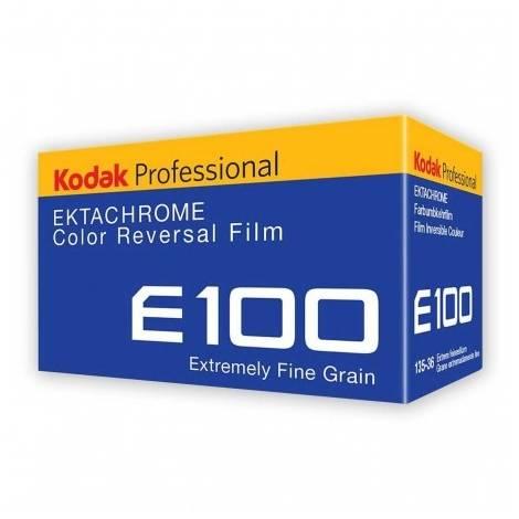Kodak E100 Ektachrome colori Diapositiva 135 36 pose