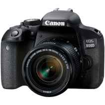 Canon EOS 800D Kit EF-S...