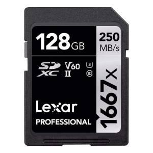 Lexar 128GB 1667X Pro...