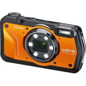 RICOH Pentax WG-6 Orange...