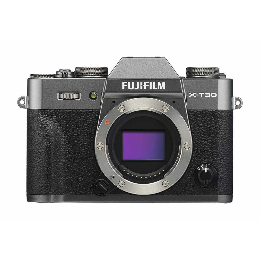 Fujifilm X-T30 Charcoal Silver Anthracite