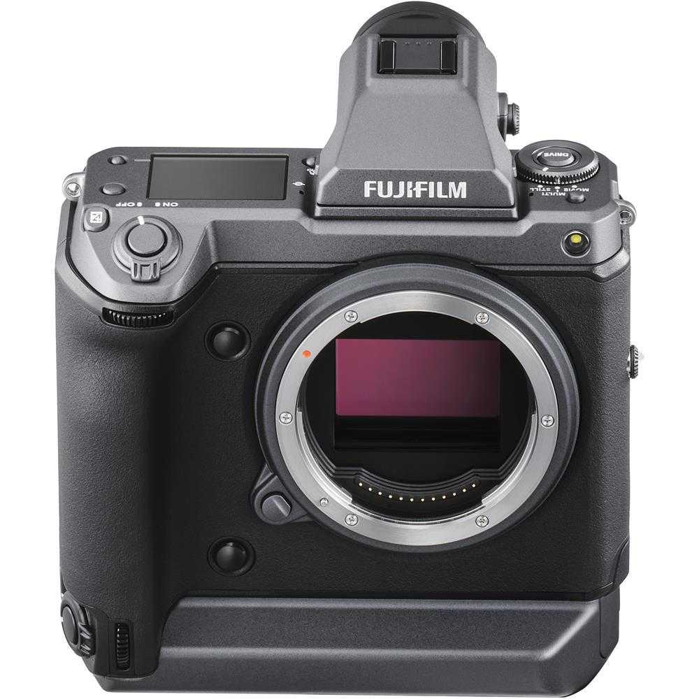 Fujifilm GFX 100 Solo Corpo Fuji Medio Formato Body Mirroless