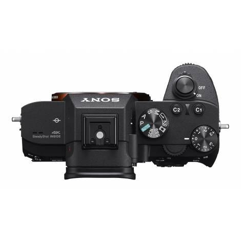 SONY ALPHA 7 III ILCE-7M3 CORPO 35mm BODY Full Frame 10 FPS 24 MPX