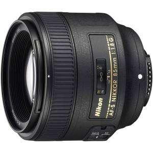 Nikon Obiettivo Nikkor 85mm f/1.8D AF