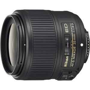 Nikon Obiettivo Nikkor 35mm f/1.8 G AF-S ED NITAL