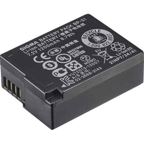 Sigma Battery BP-51 Li-ion