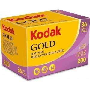 Kodak Gold iso 200 36 pose 135mm