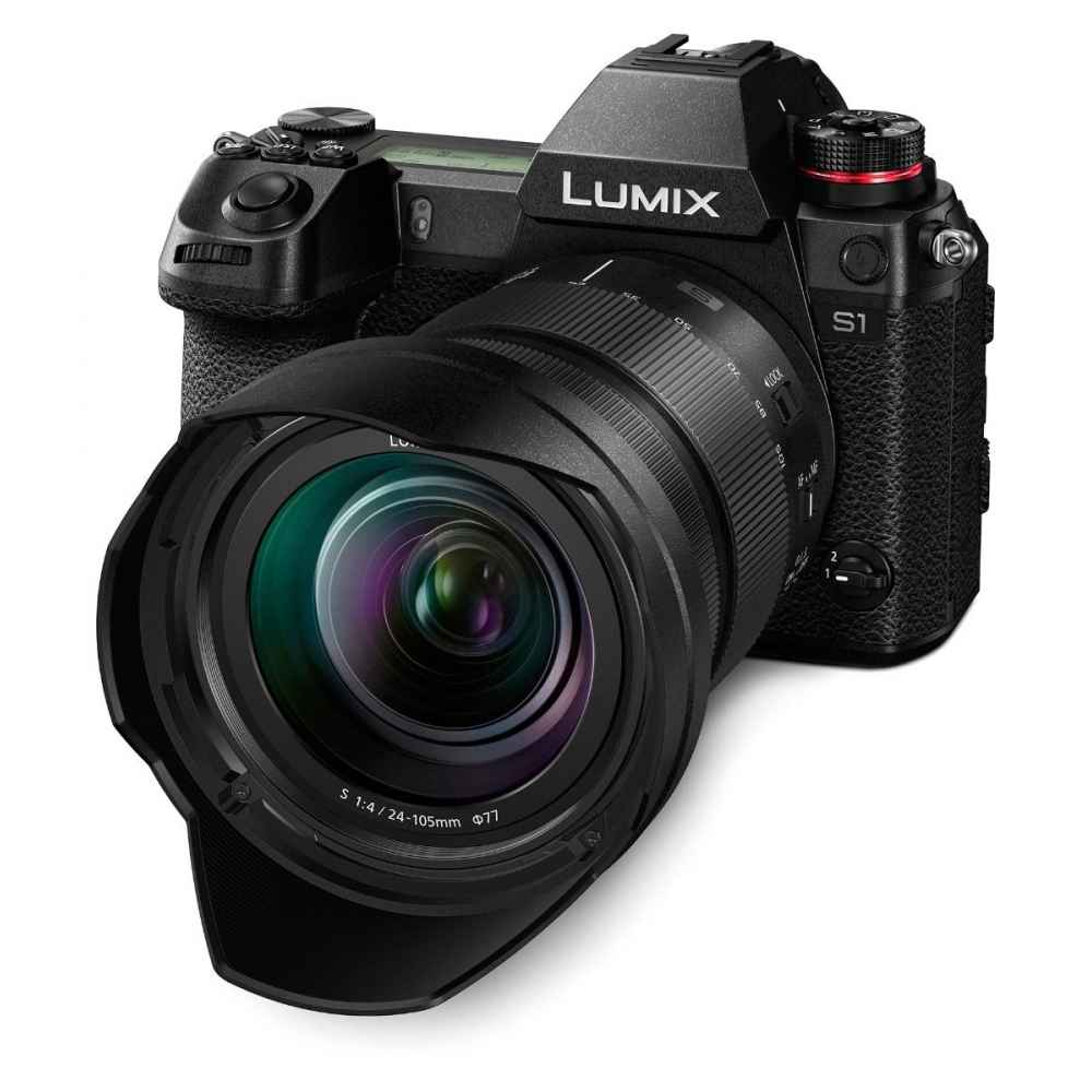 Panasonic Lumix S1 Kit 24-105 Macro F4 DC-S1 M