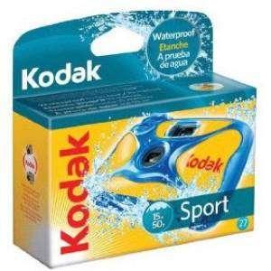 Kodak Fun Usa e getta subacquea Ultra Sport Waterproof 27 pose Sub