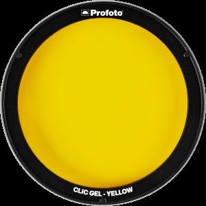 Gel yellow