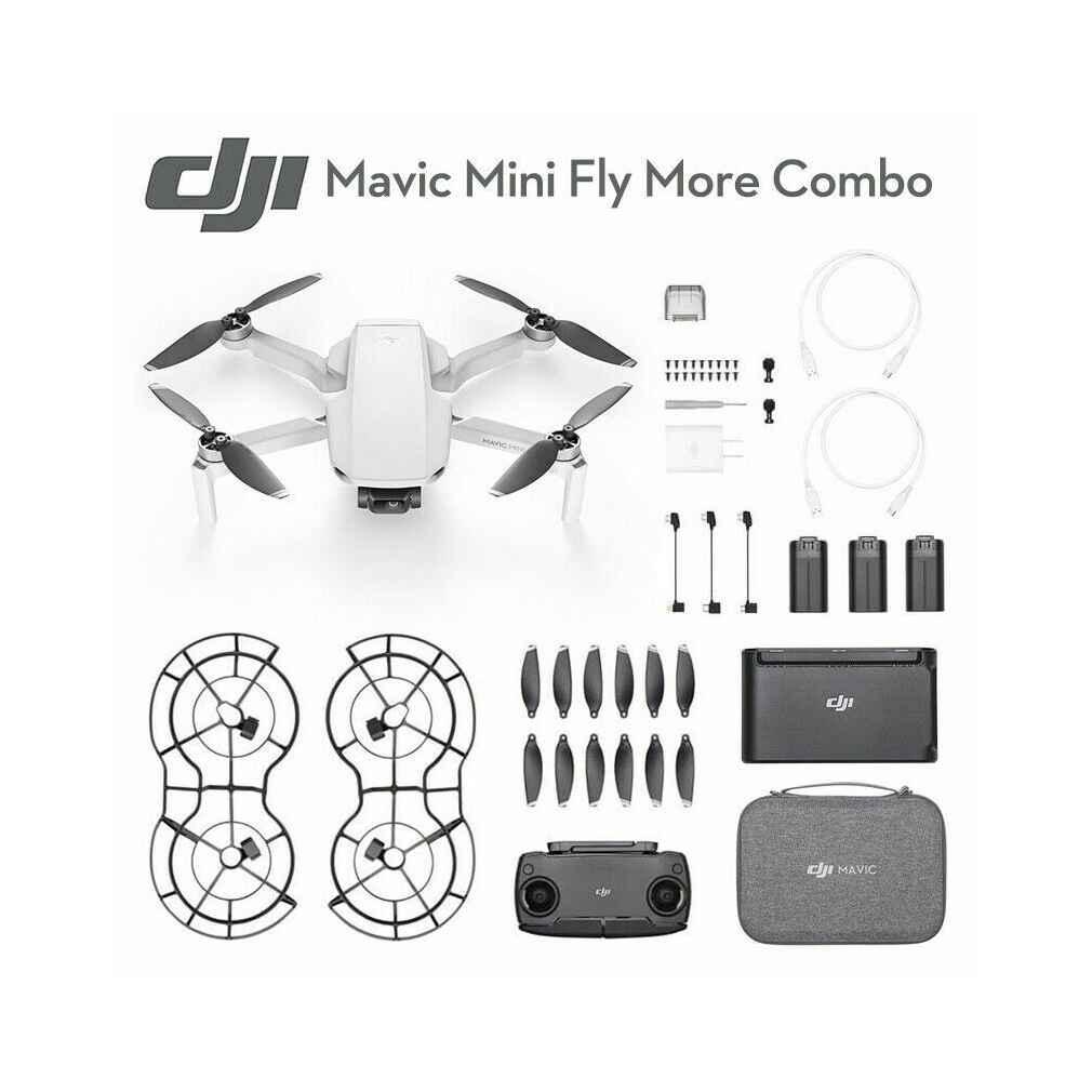 DJI Mavic Mini COMBO Drone Ultraleggero CARE REFRESH