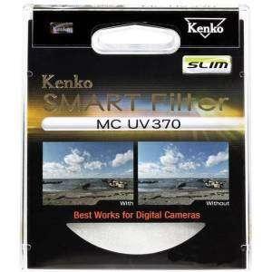 Kenko Smart Filter MC UV 370 Slim Filtro  52mm